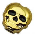 botones de cráneos