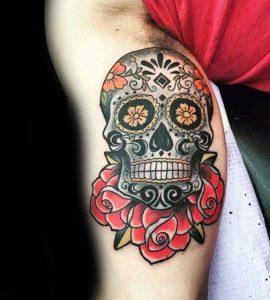 tatuajes-de-craneos