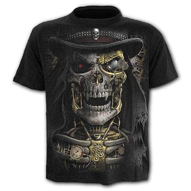 Camisetas Góticas