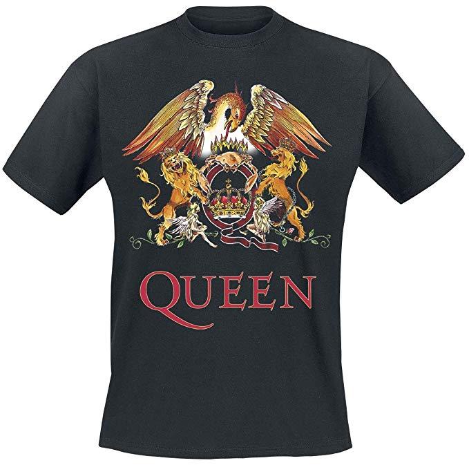 Camisetas Queen