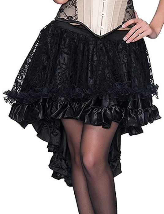 falda-gótica