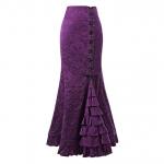 faldas-góticas-lilas