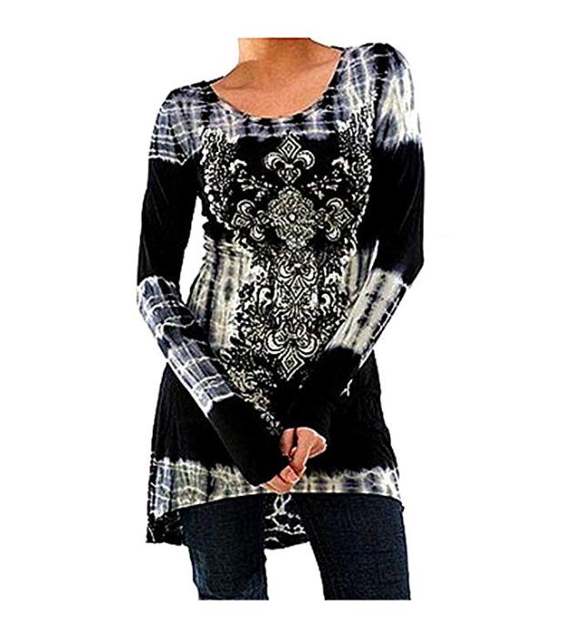 ropa-gótica-mujer-negra